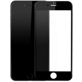 Screen Protector Folie 0.3mm 3D Arc Zwart - iPhone 7